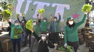 """En el Día de la Independencia, trabajadores de la tierra realizarán un '""""feriazo"""""""