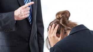 Trabajadoras judiciales: el 95% sufrió algún tipo de violencia en el ámbito laboral