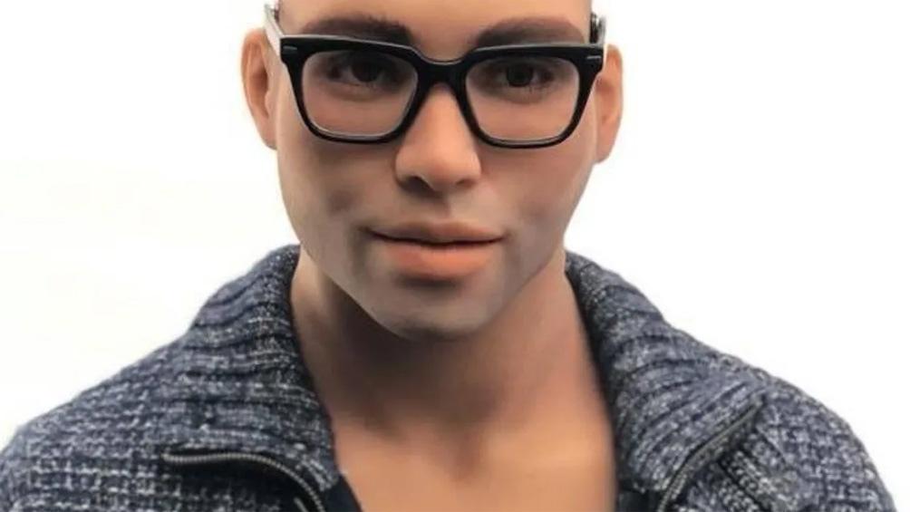 Henry, el prototipo de la versión masculina del robot sexual.