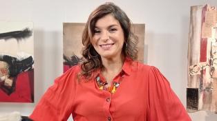 """Dalia Gutmann: """"Estoy en mi salsa con la faceta periodística"""""""