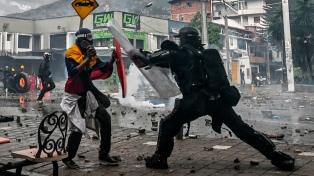 Murió un manifestante en otra jornada de protestas contra Duque