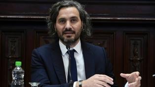 Santiago Cafiero expondrá el jueves su informe de gestión en Diputados