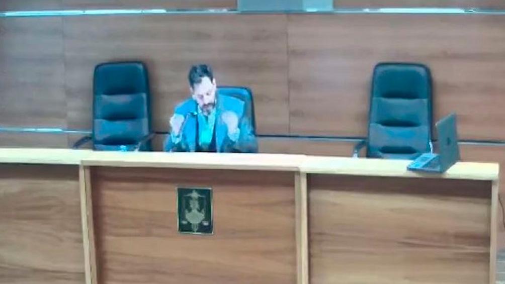 Rodolfo Mingarini,juez de la Investigación Penal Preparatoria (IPP) de los Tribunales de la capital provincial.
