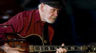 Hoy cumpliría 90 años el notable guitarrista de jazz, Walter Malosetti