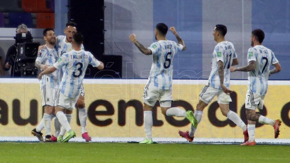 Argentina viajará a Colombia, luego del empate ante Chile en Santiago del Estero