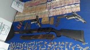 Un detenido con 5.800 de dosis cocaína que tenía listas para vender