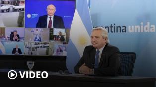 El domingo llega el principio activo para comenzar la producción argentina de la Sputnik V