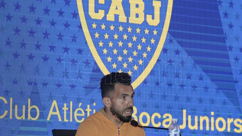 """El """"Apache"""" confirmó que en Argentina jugaría solo en Boca, por lo que deslizó que de jugar lo haría en el exterior"""
