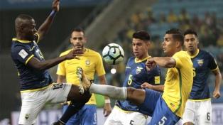 """Casemiro igual sentó postura: """"No estamos conformes con la Copa"""""""