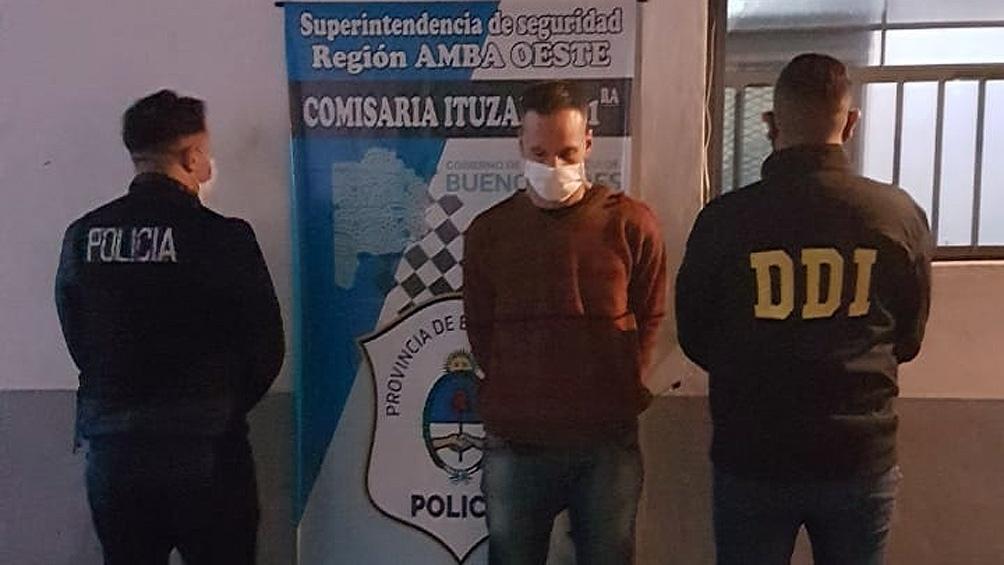 Roberto Germán Galera seguirá preso en la Unidad Penitenciaria 39 de Ituzaingó, mientras avanza la investigación y se busca a un cómplice.