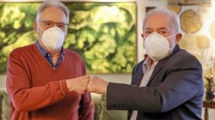 Lula y Cardoso lanzaron un manifiesto de respaldo a la posición de Alberto Fernández en el Mercosur