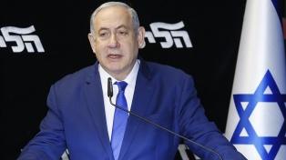 Cruces entre Netanyahu y la nueva coalición que podría quitarle el poder