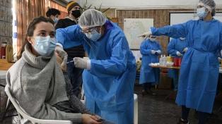 Uruguay alcanzó el 70% de su población vacunada con al menos una dosis