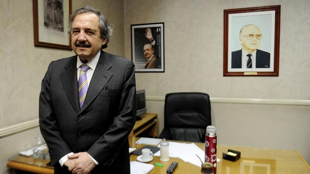 El embajador Ricardo Alfonsín conversó con Télam sobre el vínculo entre Argentina y España.
