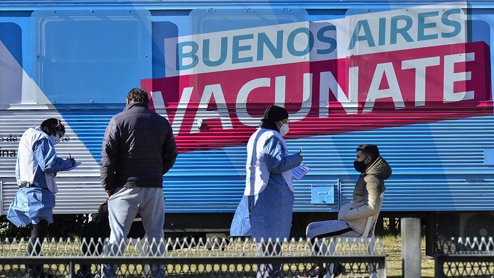 Desde este sábado se inicia la vacunación libre, sin turno previo, para todas las personas mayores de 55 años.