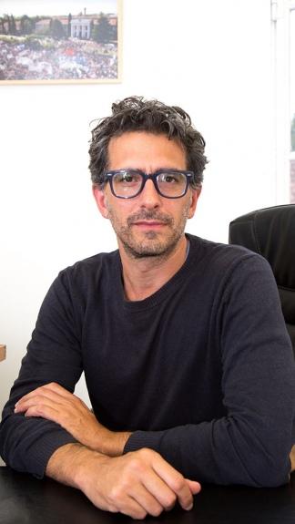 Nicolás Rapetti, jefe de Gabinete de la Secretaría de Derechos Humanos.