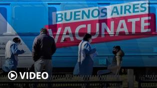 En una semana, el Tren Sanitario bonaerense atendió a 1.500 personas y detectó 168 casos