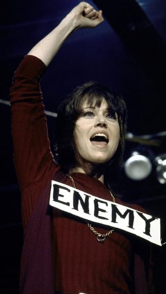 """Ciudadana Jane Fonda"""