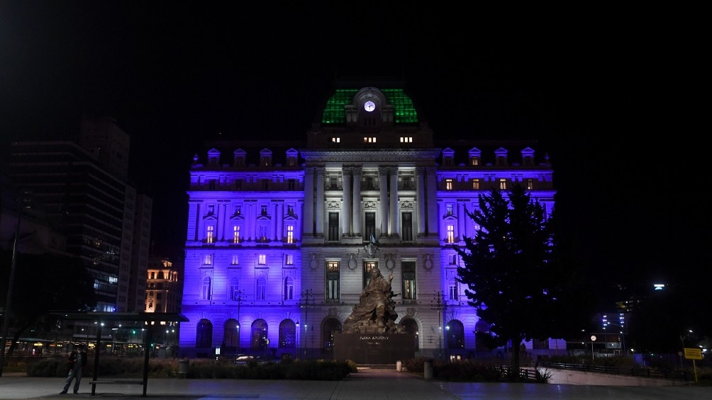 Centro Cultural Kirchner. Foto: Fernando Gens.