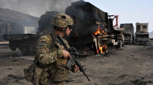 Reportan casi 30 muertos por dos ataques talibanes
