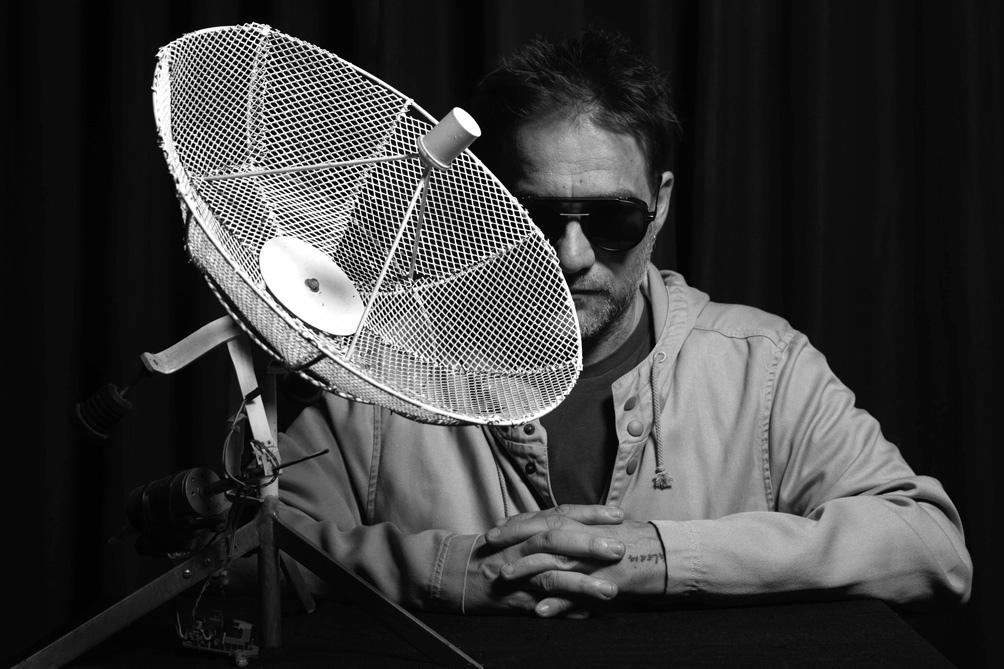 """Vicentico acaba de presentar """"El pozo brillante"""", su séptimo álbum solista grabado entre Buenos Aires y Nueva York."""