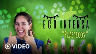 ¿Qué hago con los plásticos?