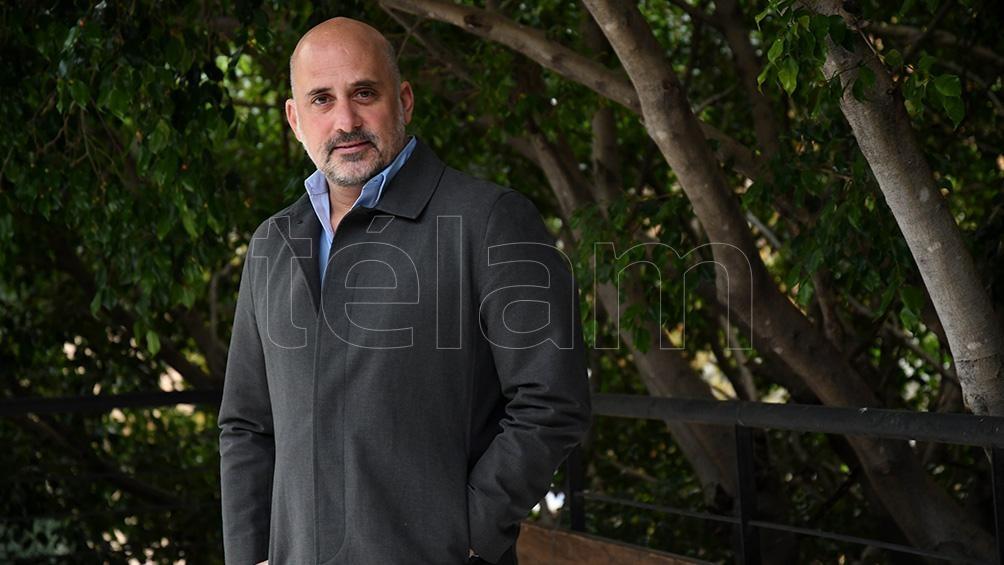 Pablo Fazio es el presidente de la Cámara Argentina de Cannabis (Argencann).
