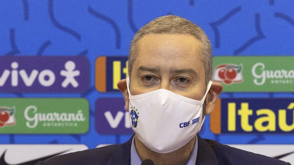 Rogério Caboclo, en el ojo de la tormenta por acusaciones de abuso