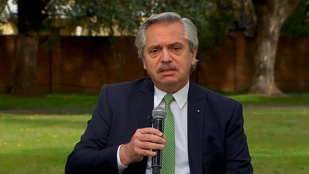 Alberto Fernández demandó a Patricia Bullrich por 100 millones de pesos