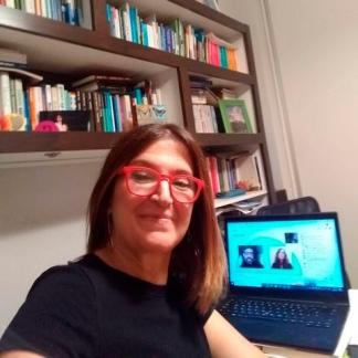 Maggio es directora de la Maestría en Tecnología Educativa que dicta la Facultad de Filosofía y Letras (UBA),