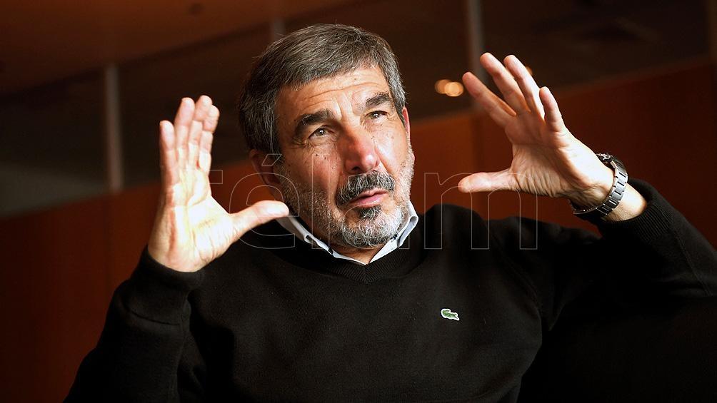 Roberto Salvarezza, ministro de Ciencia, Tecnología e Innovación de la Nación. Doctor en Bioquímica.