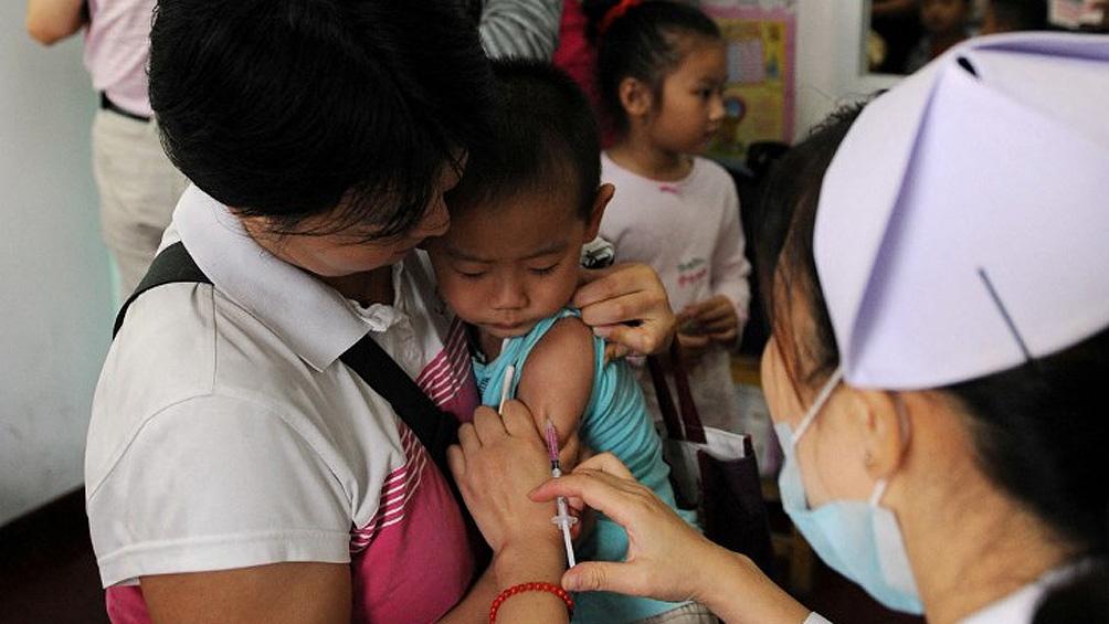 China se prepara para vacunar contra el coronavirus a los menores desde tres años