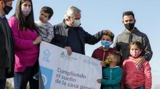 Vivienda: Lanzaron la segunda etapa del Plan Nacional de Suelo Urbano