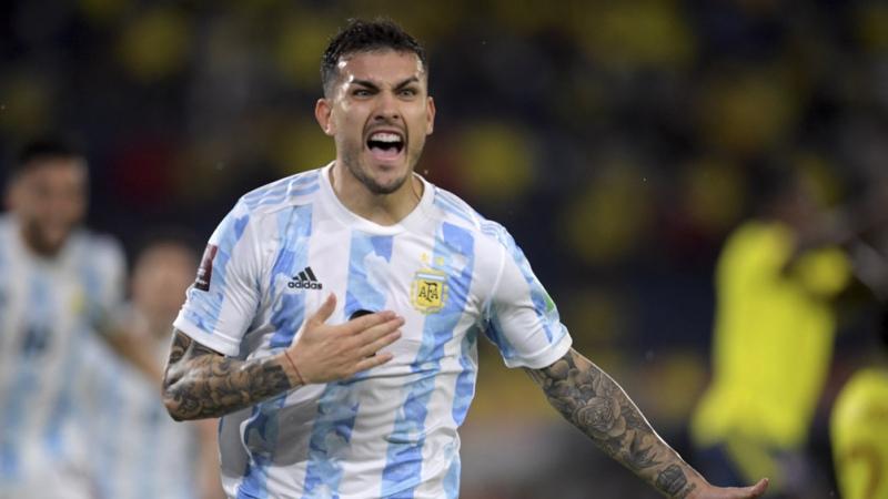 Argentina, aguantaba la ventaja, pero Colombia lo empató en tiempo de descuento