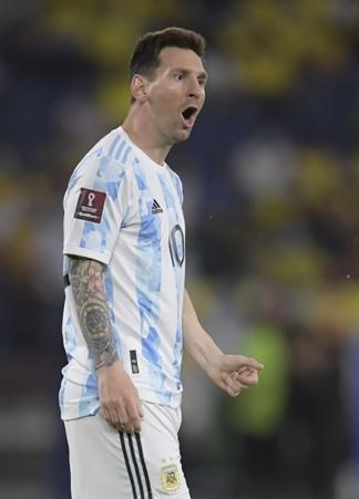 """""""Leo"""", uno de los últimos emblemas de una generación argentina que deja su camino a los jóvenes"""