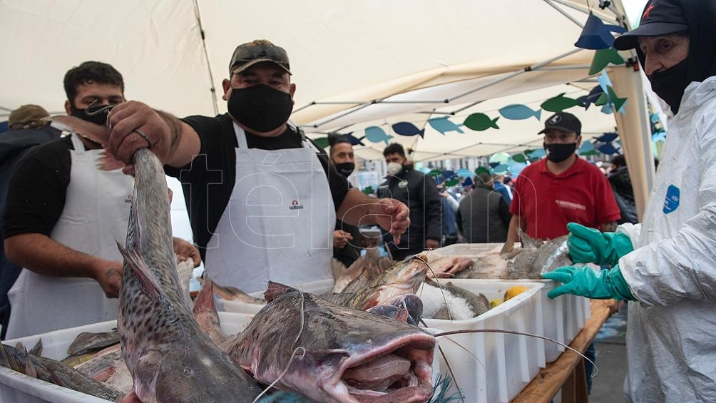 Los pequeños productores y pescadores quieren evitar la intermediación en la cadena comercial ictícola.
