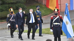 """Destacaron como """"fructífera"""" la visita de Sánchez al país"""
