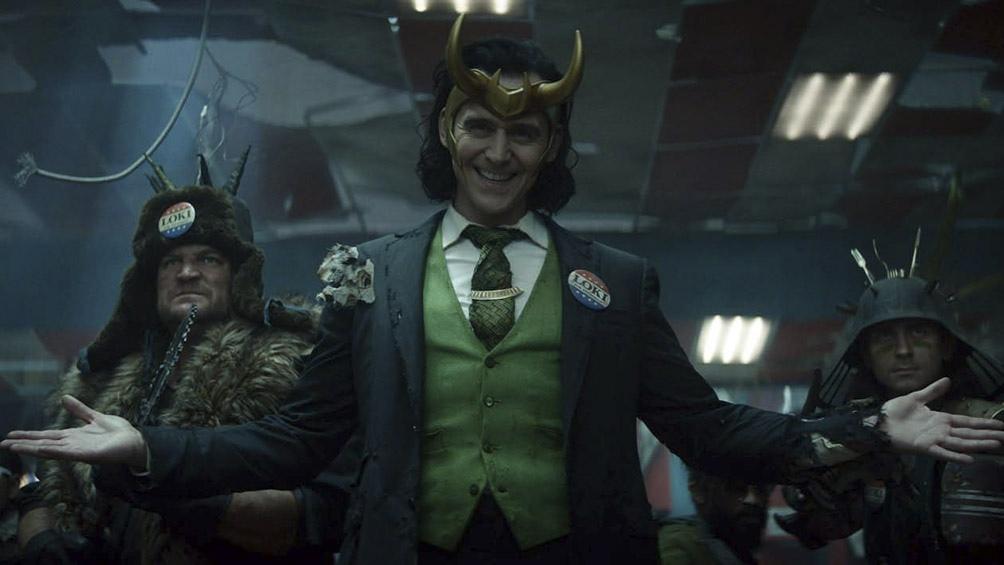 """""""Loki"""", viaje por el tiempo y líneas alternativas a la manera de un comic"""