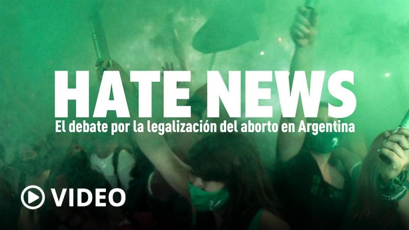 Infodemia, la serie de la TV mexicana, aborda el discurso de odio, con la participación de Télam