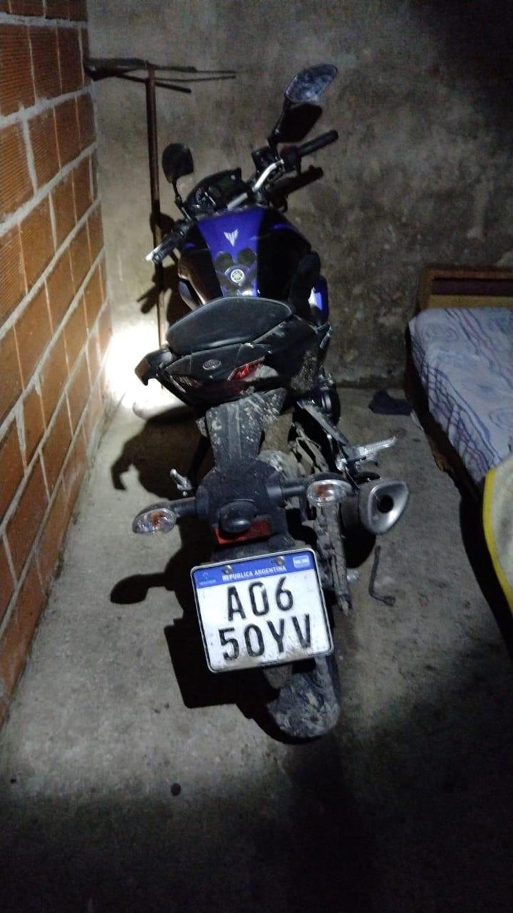 Se secuestró una moto que habría sido la empleada en el asalto que terminó con el asesinato del empresario.