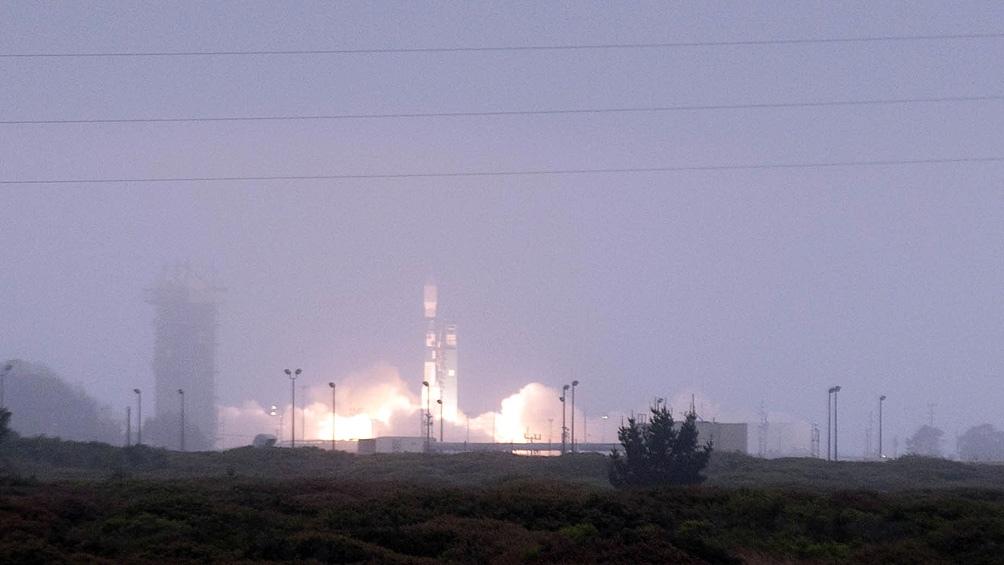 """La misión """"fue exitosa"""" ya que estaba previsto que el Aquarius se mantuviese en órbita cuatro años, y """"eso fue lo que hizo""""."""
