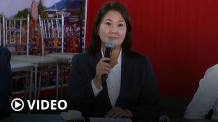 Se mantiene la paridad en el conteo de votos y Fujimori pide anular 200.000 votos