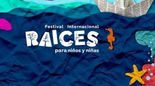Desde México, llega el 4° Festival Internacional �Raíces� para niños y niñas