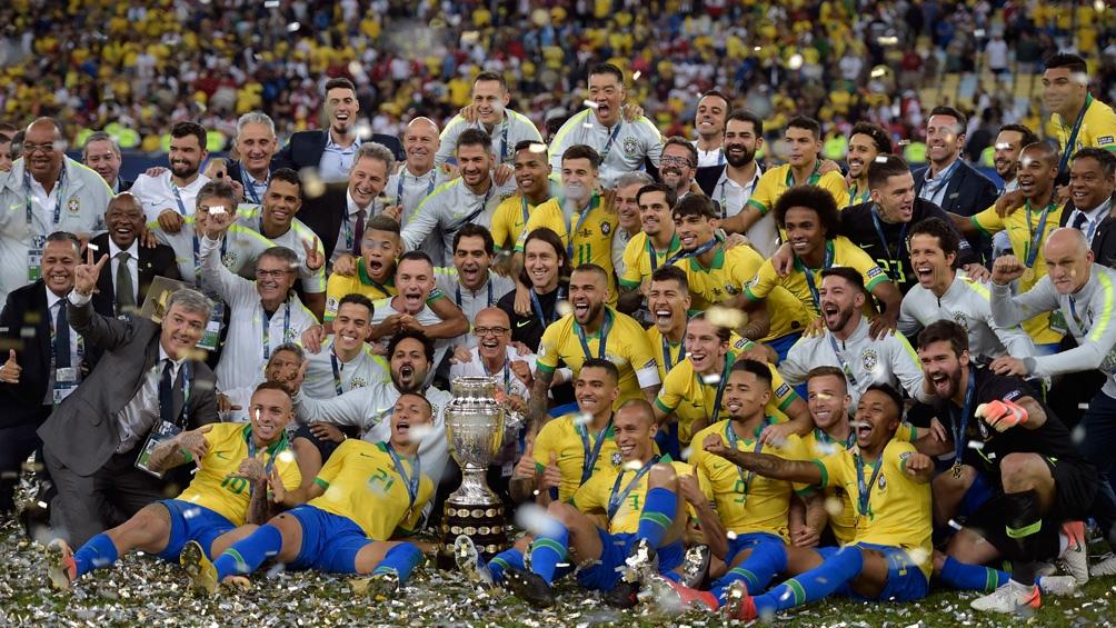 Brasil recibió una Copa América entre urgencias políticas de Bolsonaro y de la Conmebol