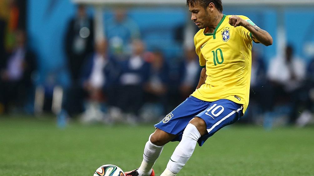 """Neymar y el """"scratch"""", en contra de la disputa de la Copa América como locales, será la figura del equipo de Tite (foto archivo)"""