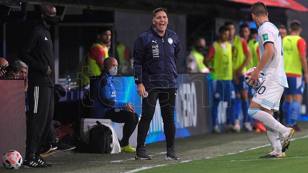 Berizzo quiere revancha en Paraguay y su segunda Copa América