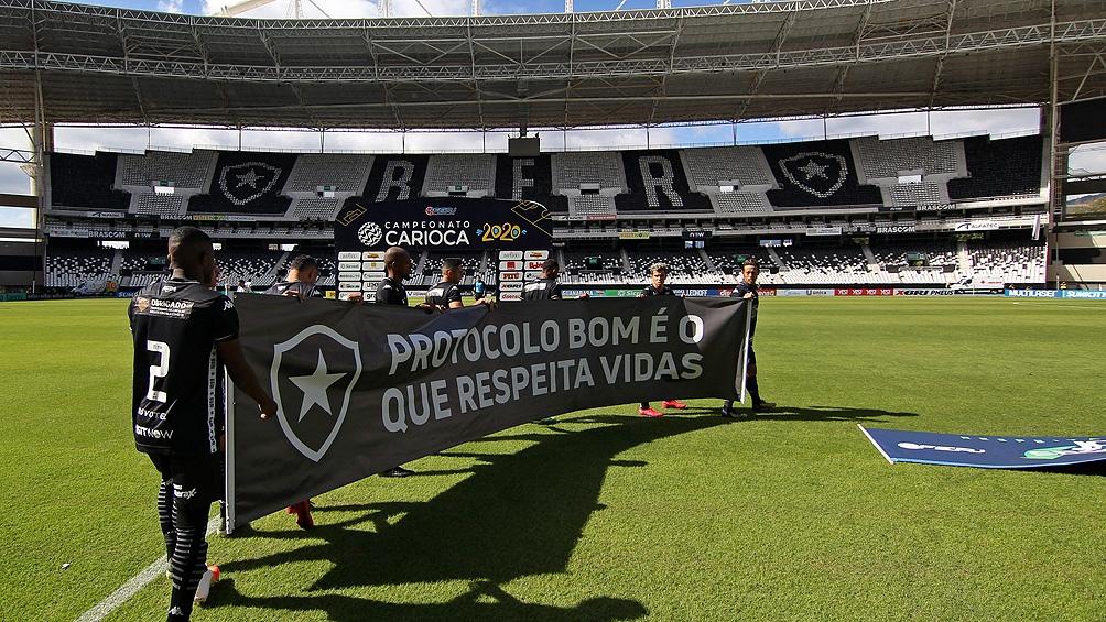"""El Nilton Santos, otro de los estadios """"cariocas"""" que recibirá a la Copa"""