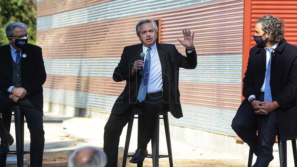 Alberto Fernández anunció la prórroga del Decreto de Necesidad y Urgencia con medidas sanitarias hasta el próximo 25 de junio.