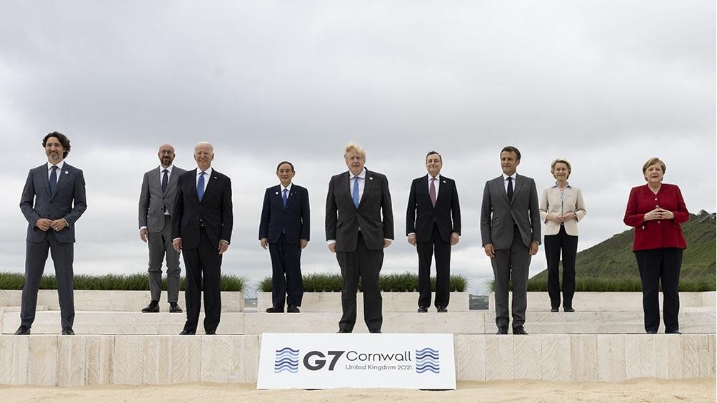 El G7, que reúne a los Estados más industrializados, acordó reformar el sistema impositivo global.