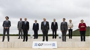 Terminó la cumbre de G7 con acuerdo sobre vacunas, China e impuestos a las corporaciones